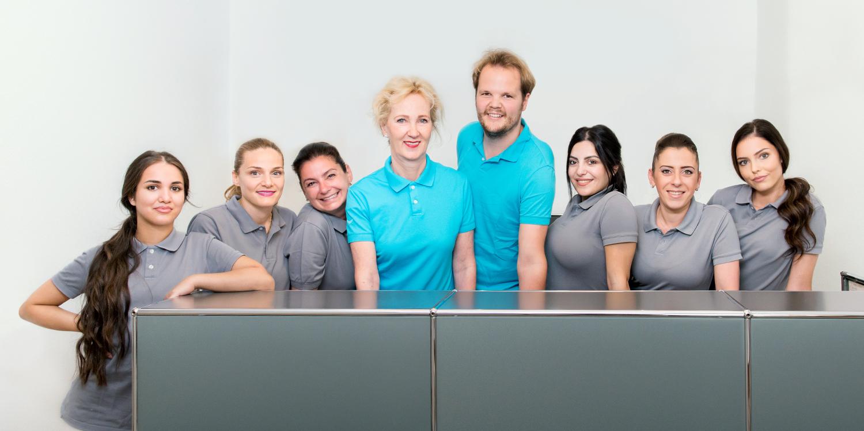 Zahnarzt Steffen in Hagen mit Team