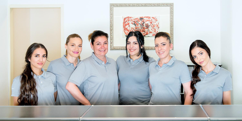 Zahnarzt in Hagen, das Team